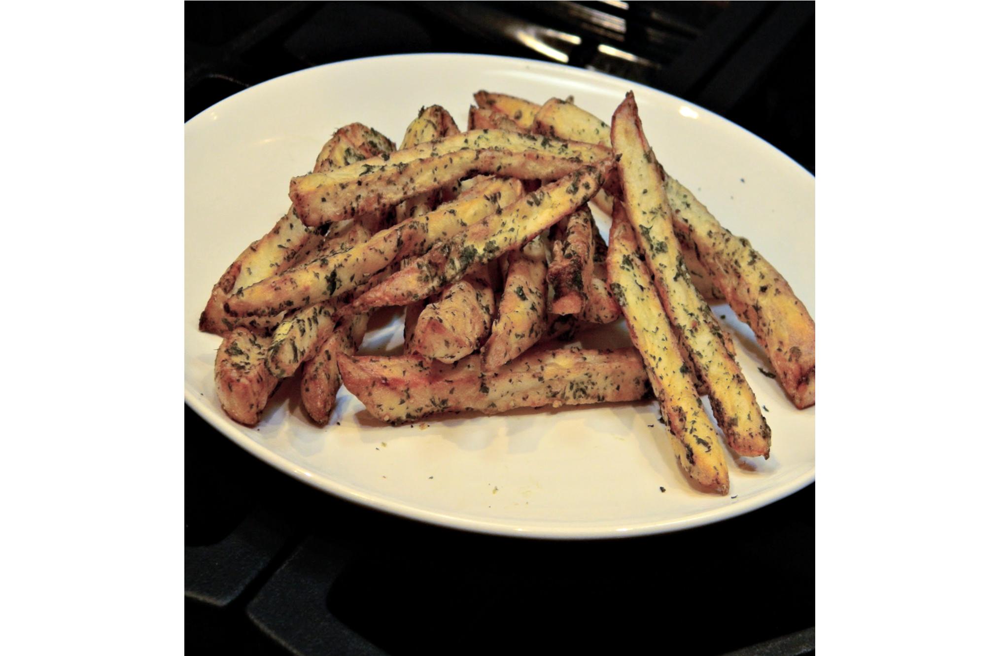 Air-Fryer Fries Marianne
