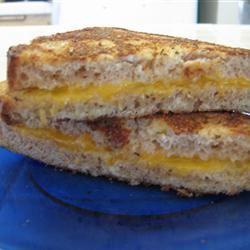 Death by Cheese Sandwich