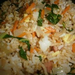 Fried Rice (Sinangag) julianne