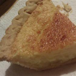 Buttermilk Chess Pie