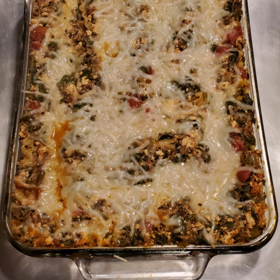 Michelle's Vegan Lasagna Paul Taylor