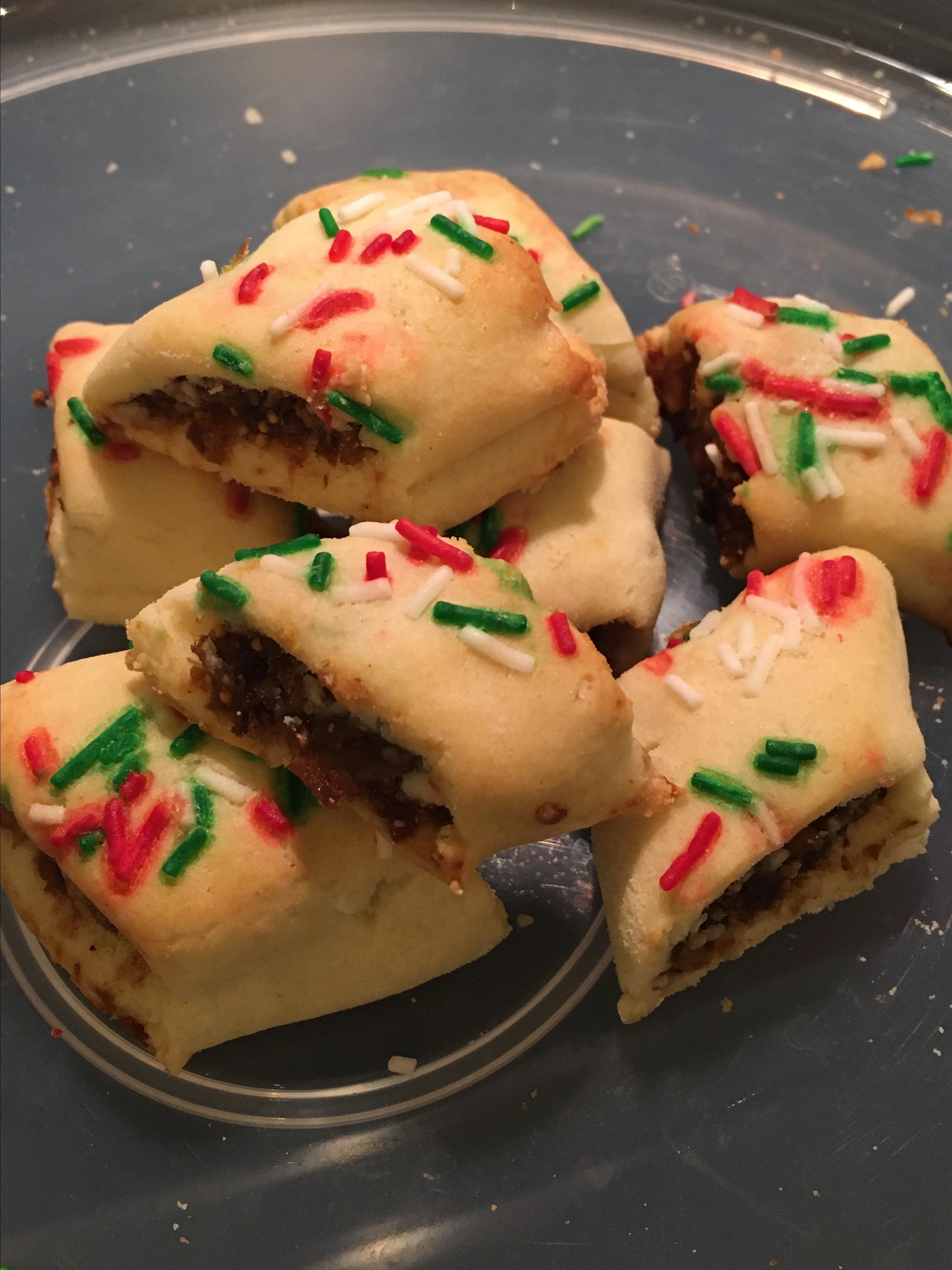 Italian Fig Cookies I Elsa Nourian