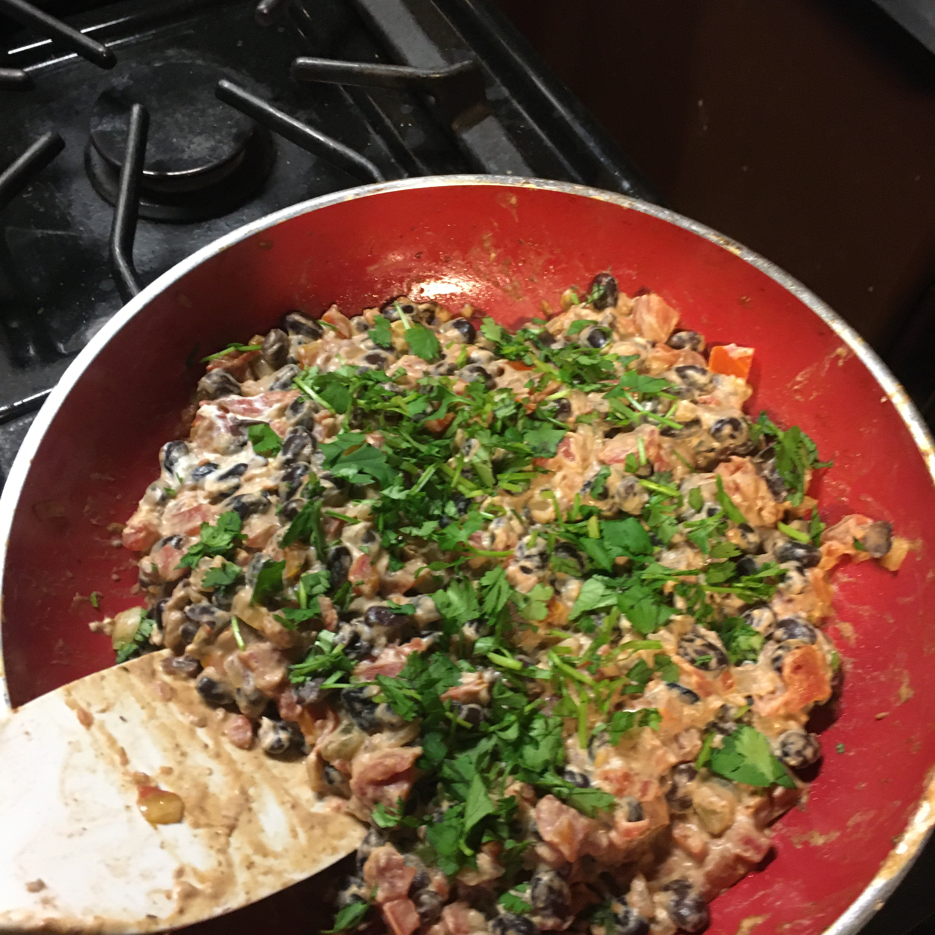 Delicious Black Bean Burritos Aaron Ferguson