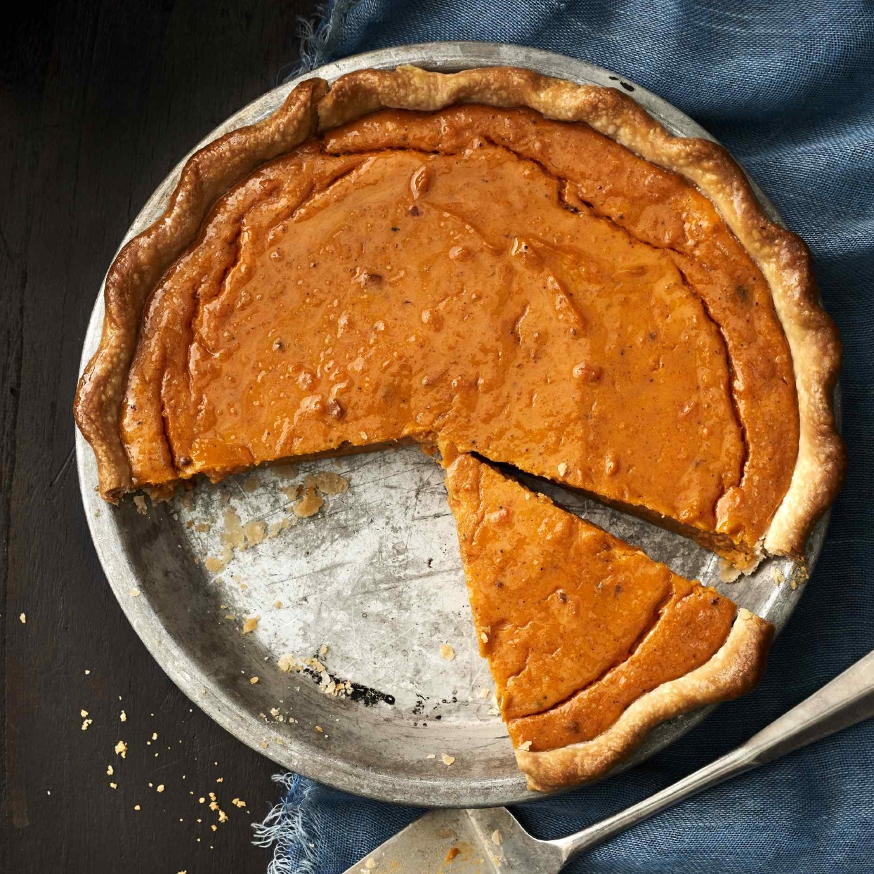 Rose's Sweet Potato Pie Allrecipes Trusted Brands