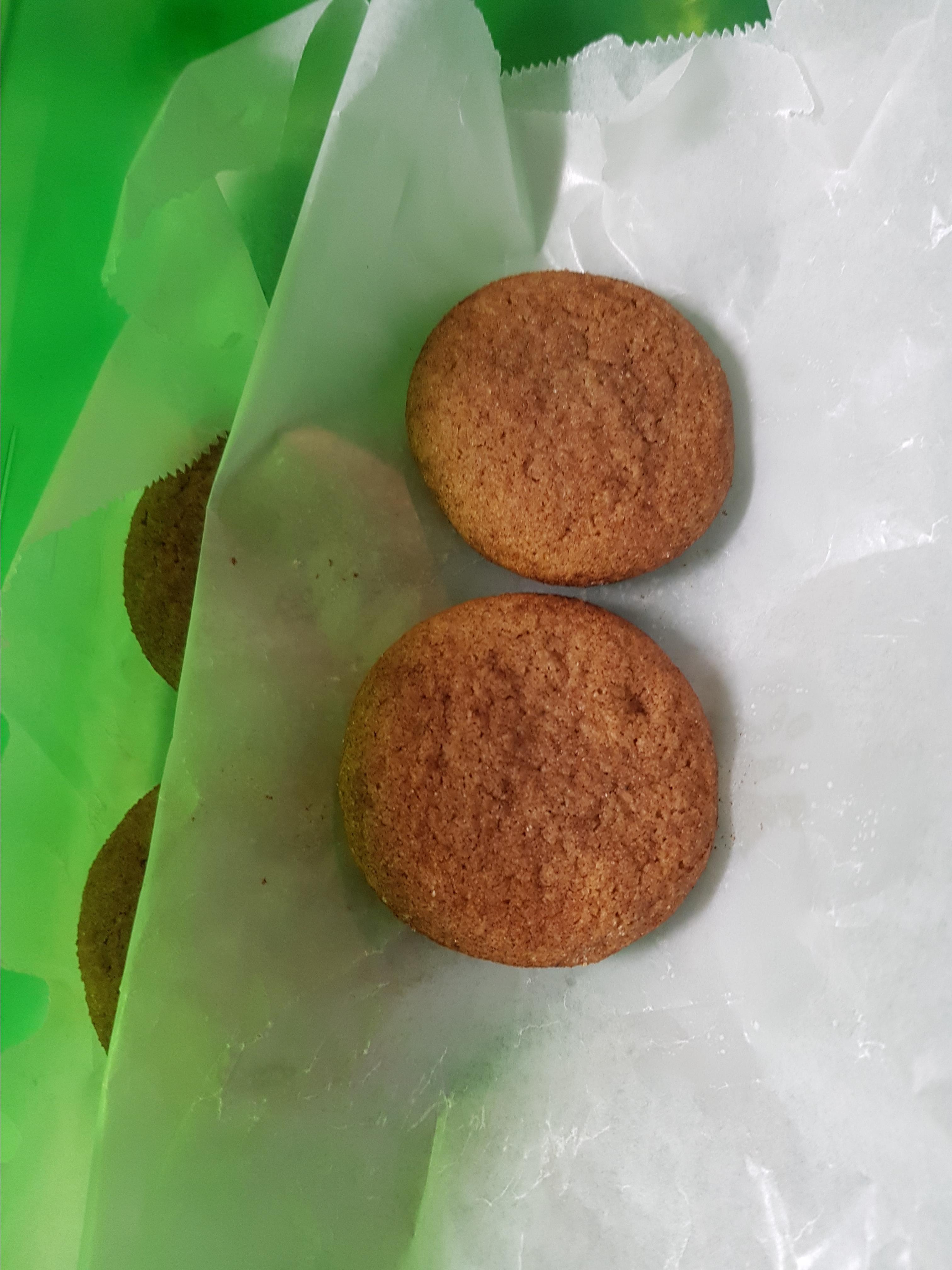 Honey Cinnamon Cookies K Sauter