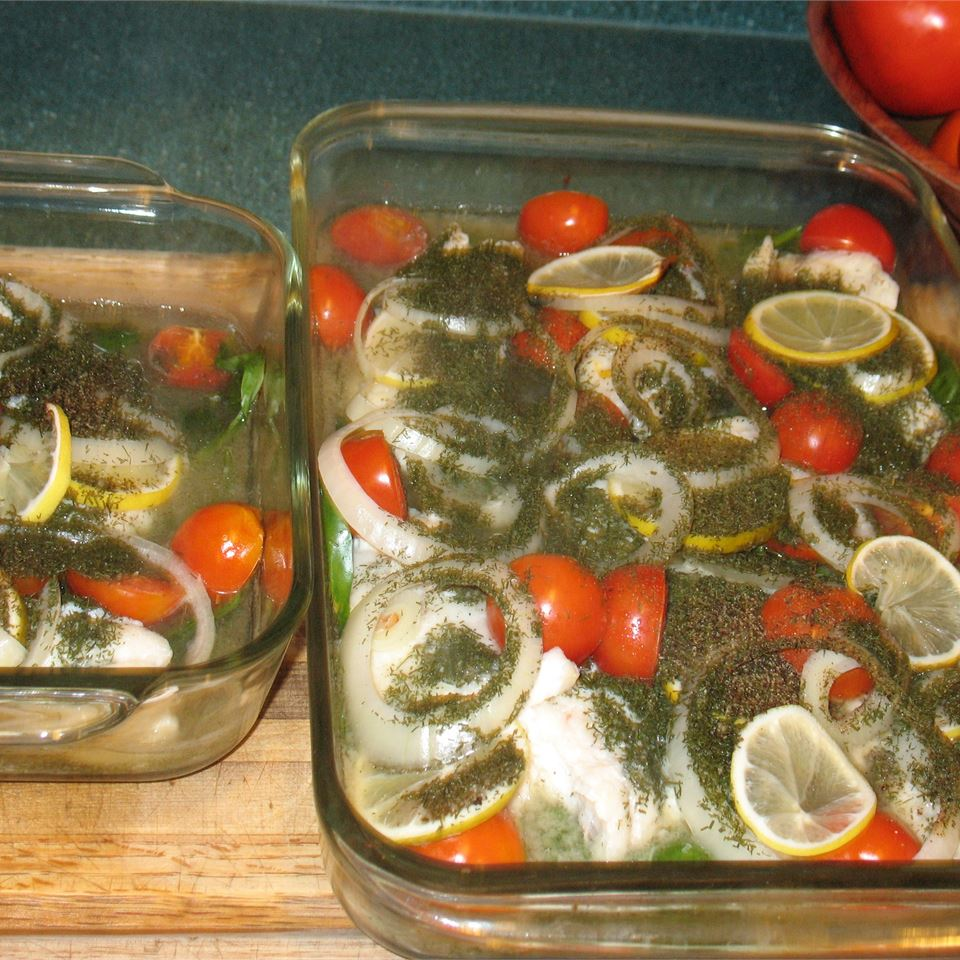 One-Dish Rockfish chrisreimel
