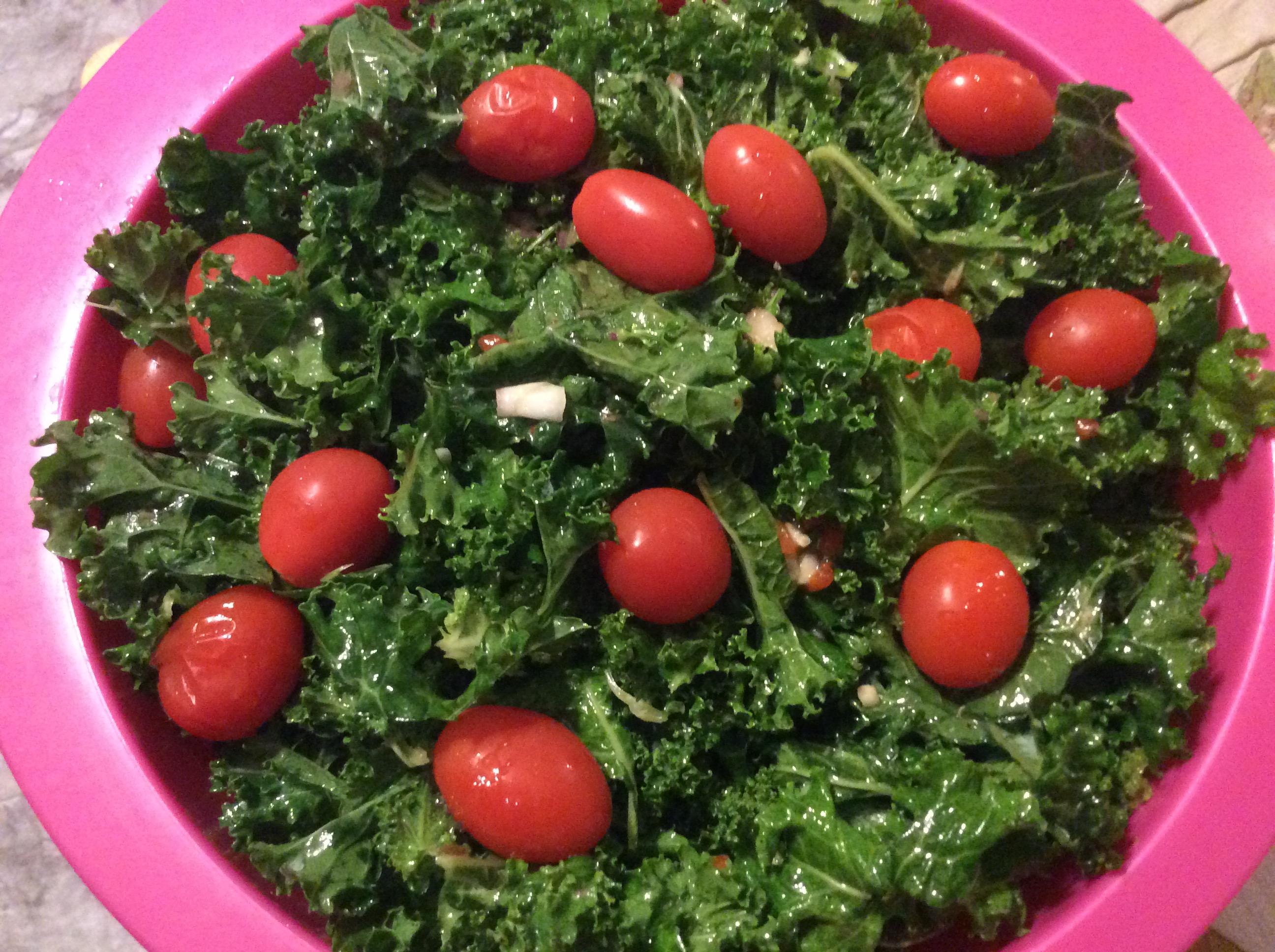All Kale Caesar Paulette