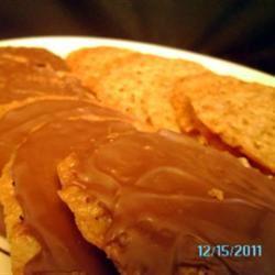 Pecan Lace Cookies II