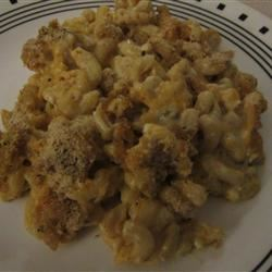 Easy Add-In Macaroni and Cheese bianchiveloce