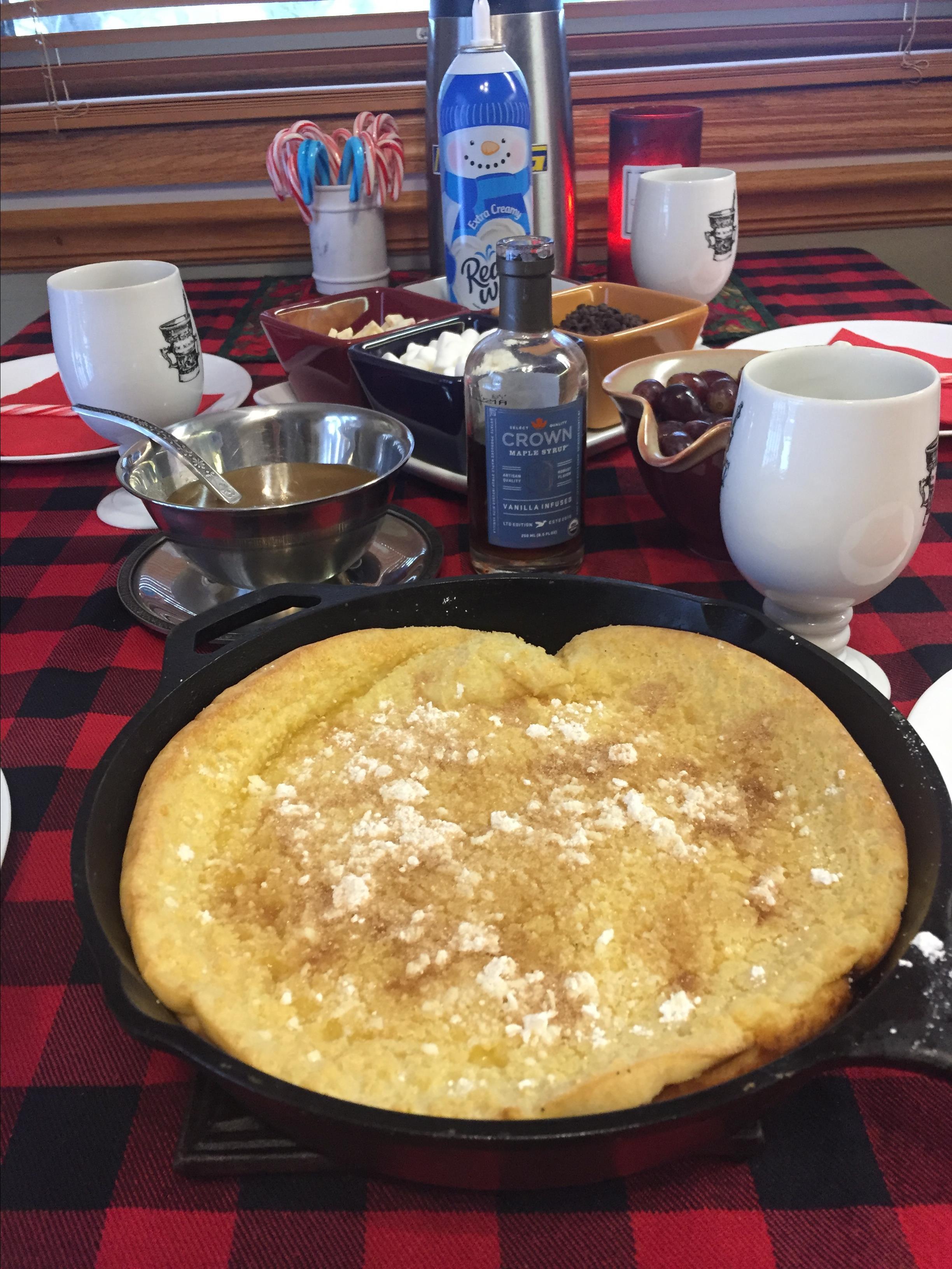 Austrian Pancake
