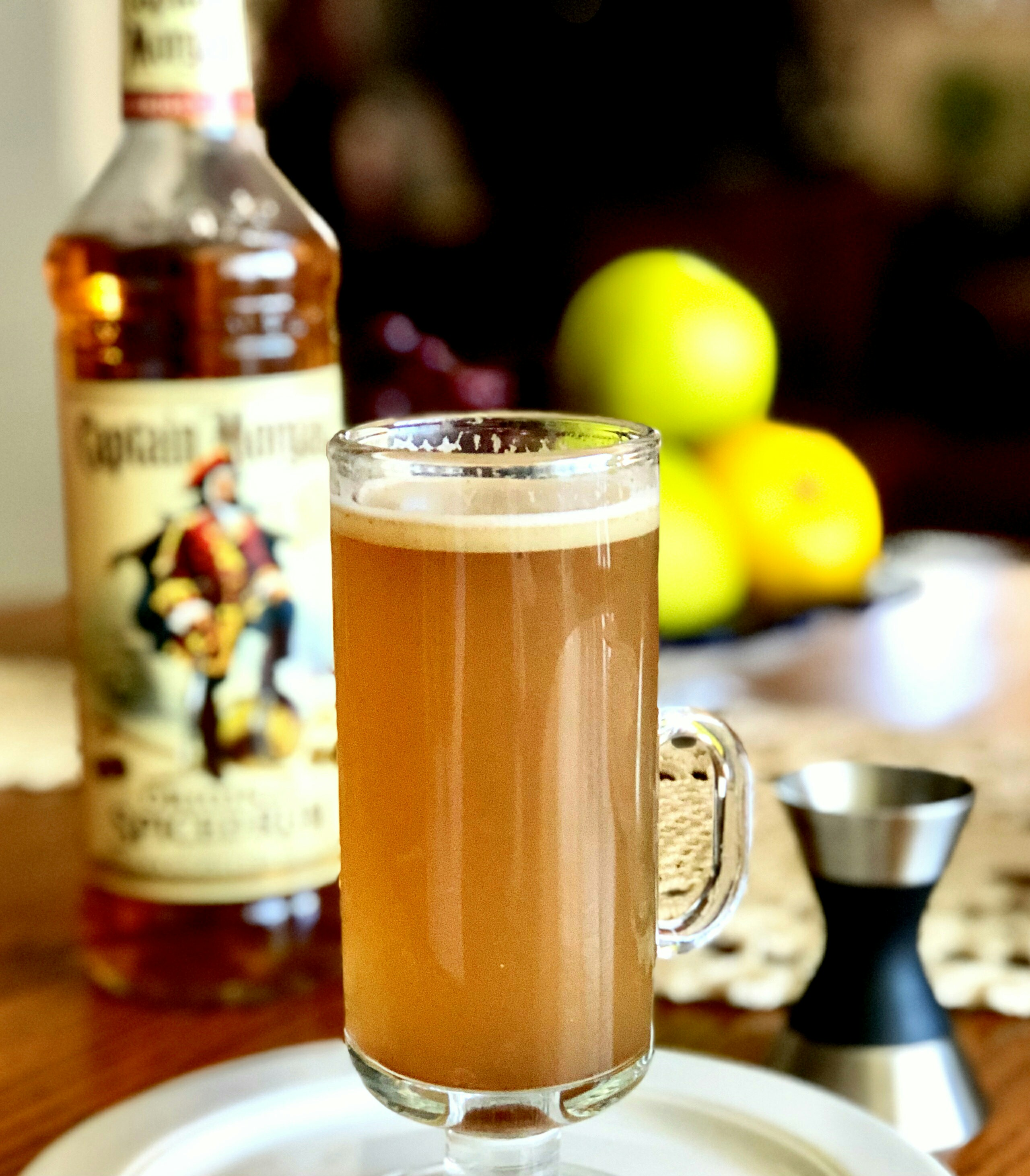Hot Buttered Rum Single Serving Yoly