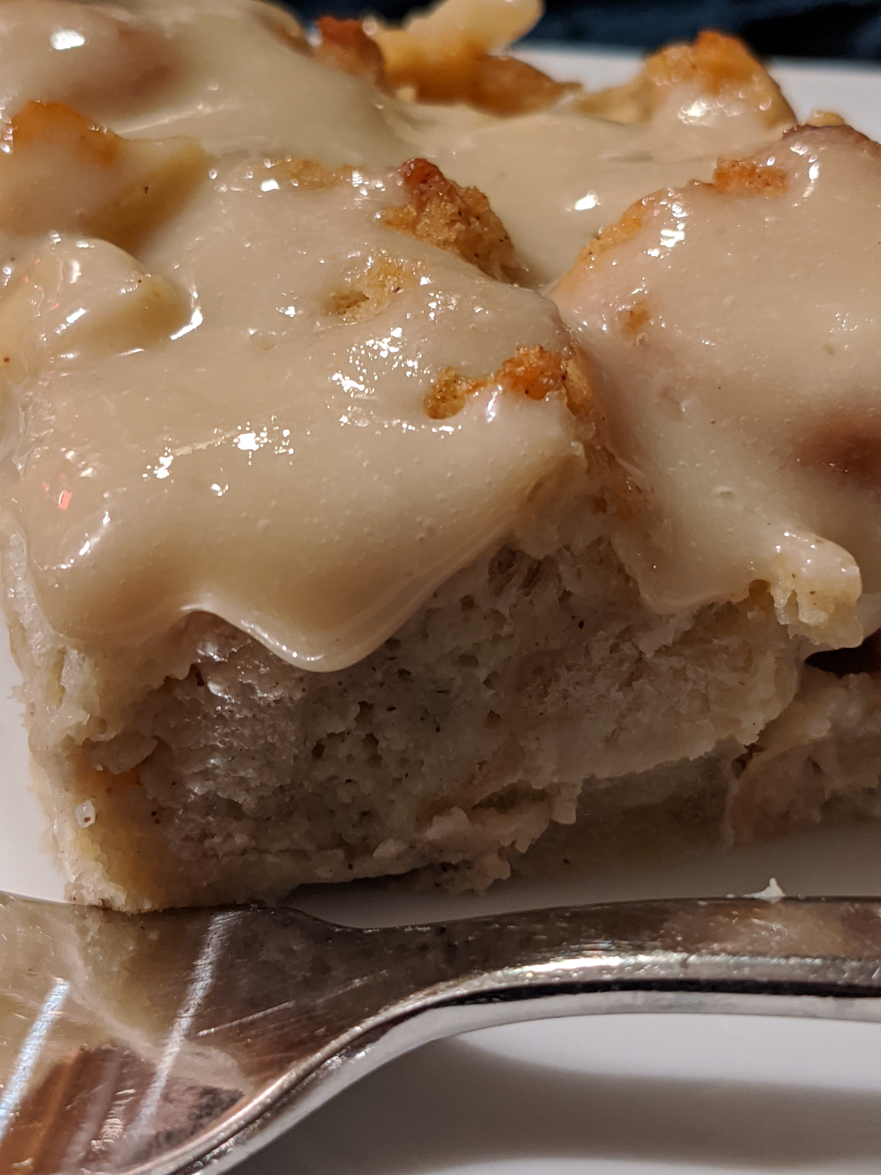 Baked Apple French Toast Casserole