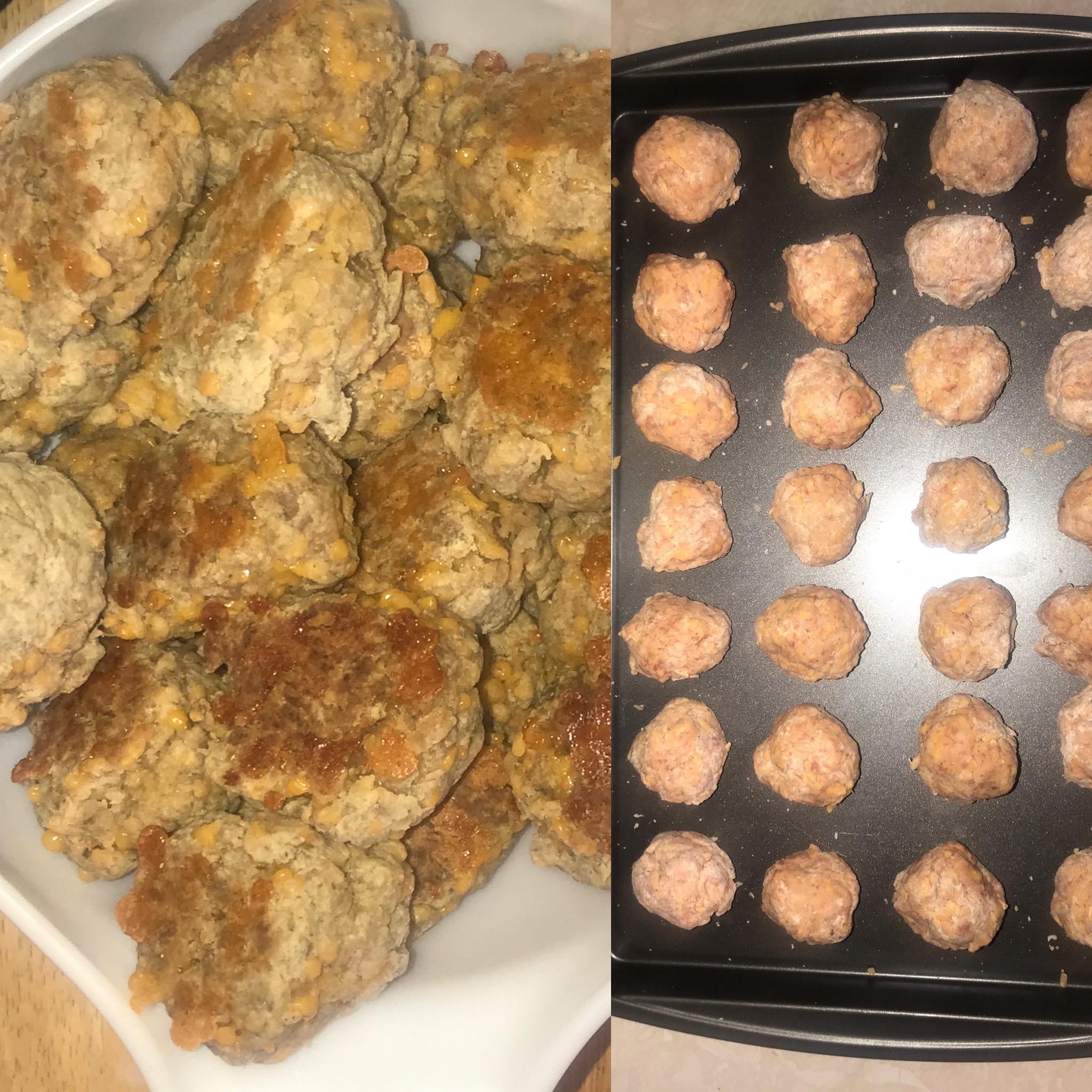 Bisquick® Sausage Balls