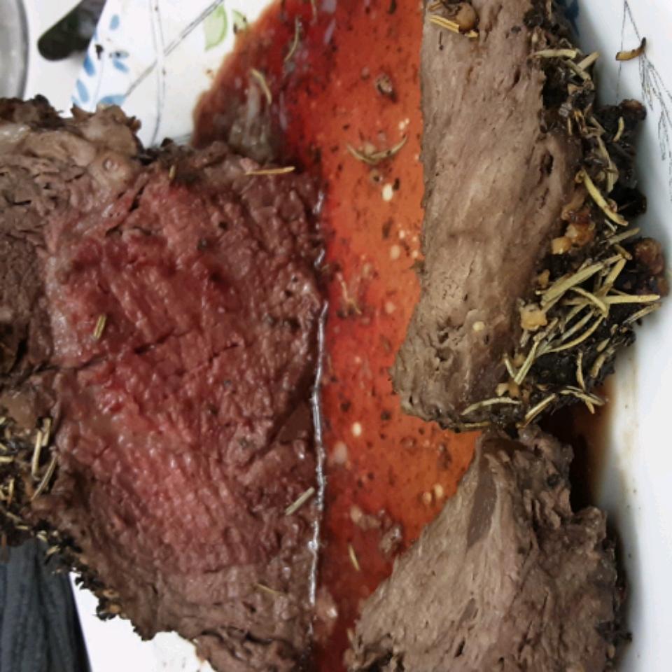 Louise's Herbed Beef Tenderloin Cheryl K