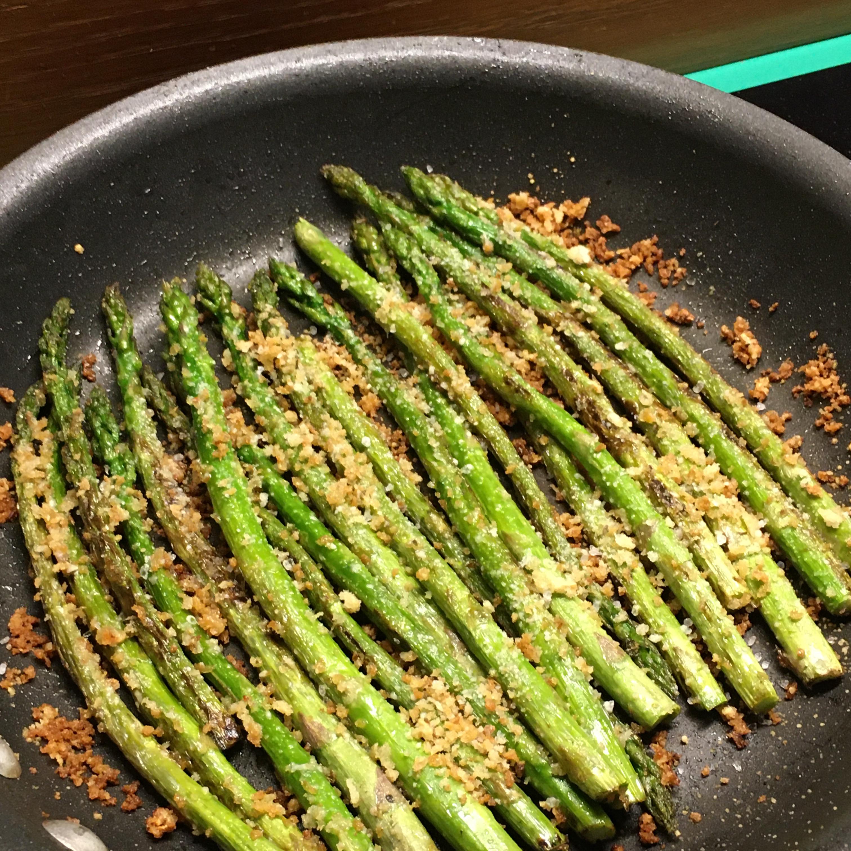Seasoned Asparagus Susan P