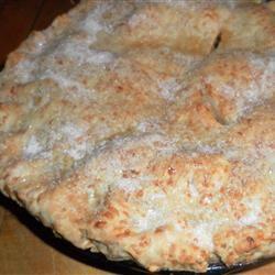 Apple Cheddar Cheese Pie MACSBEACH