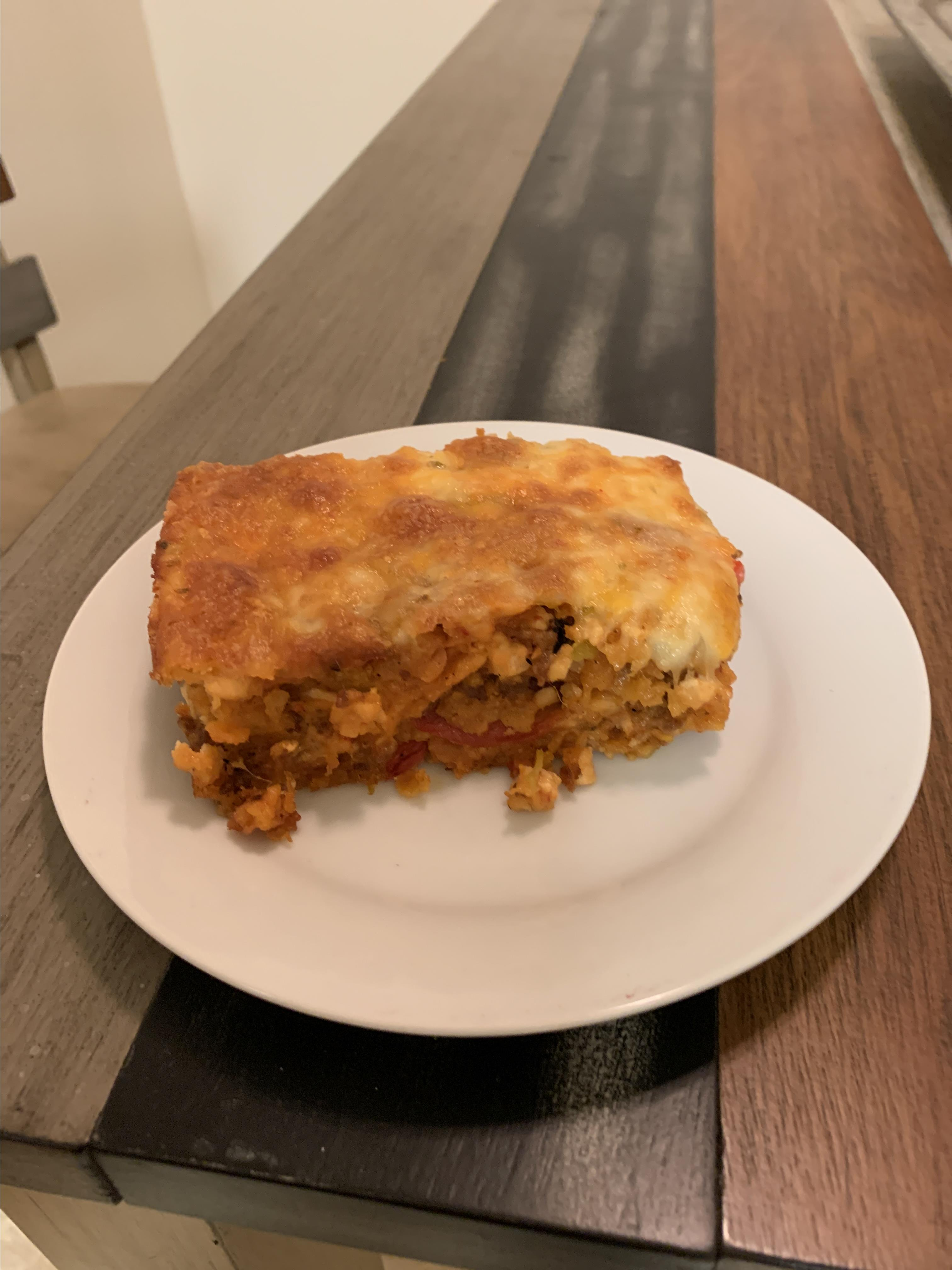 Dorito® Casserole with Chicken