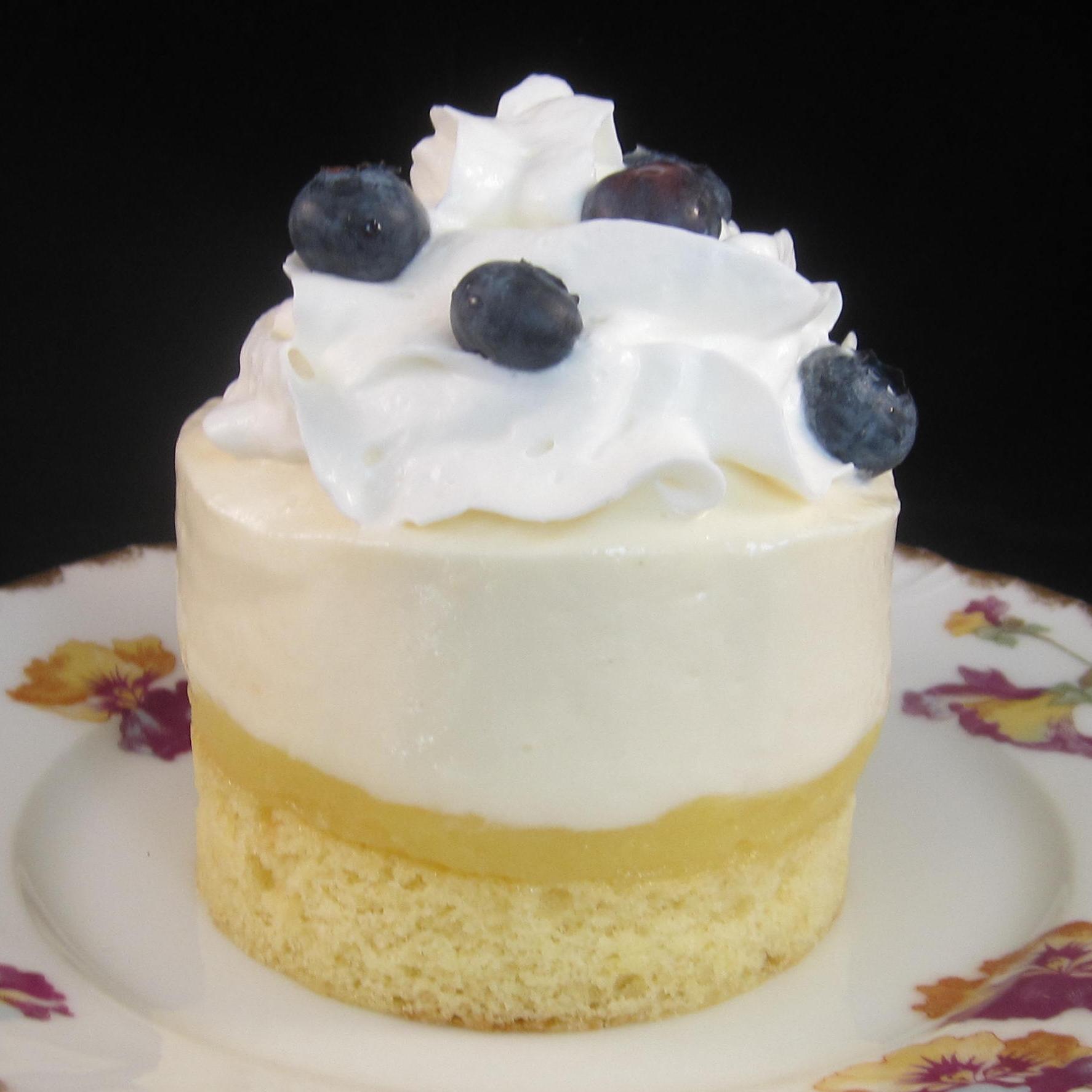 Lemon Cheesecake Mousse Deb C