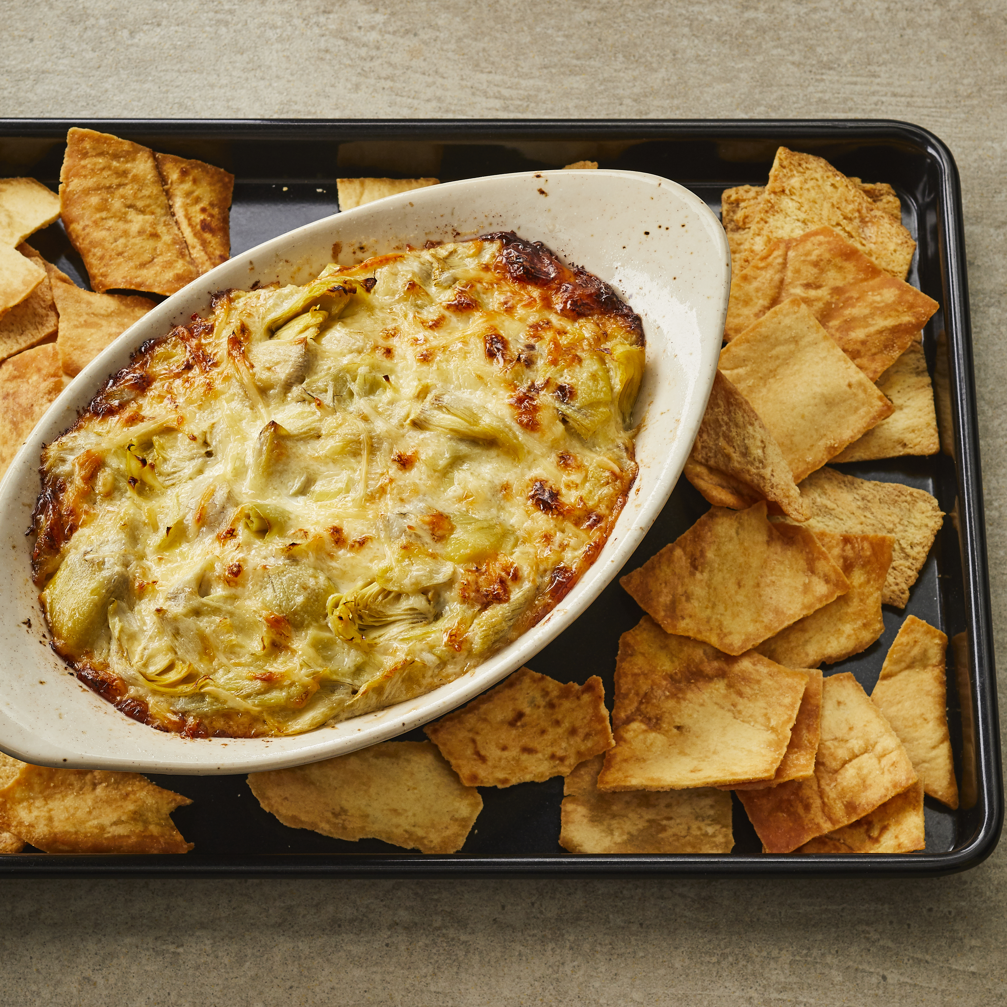 Simple Artichoke Dip
