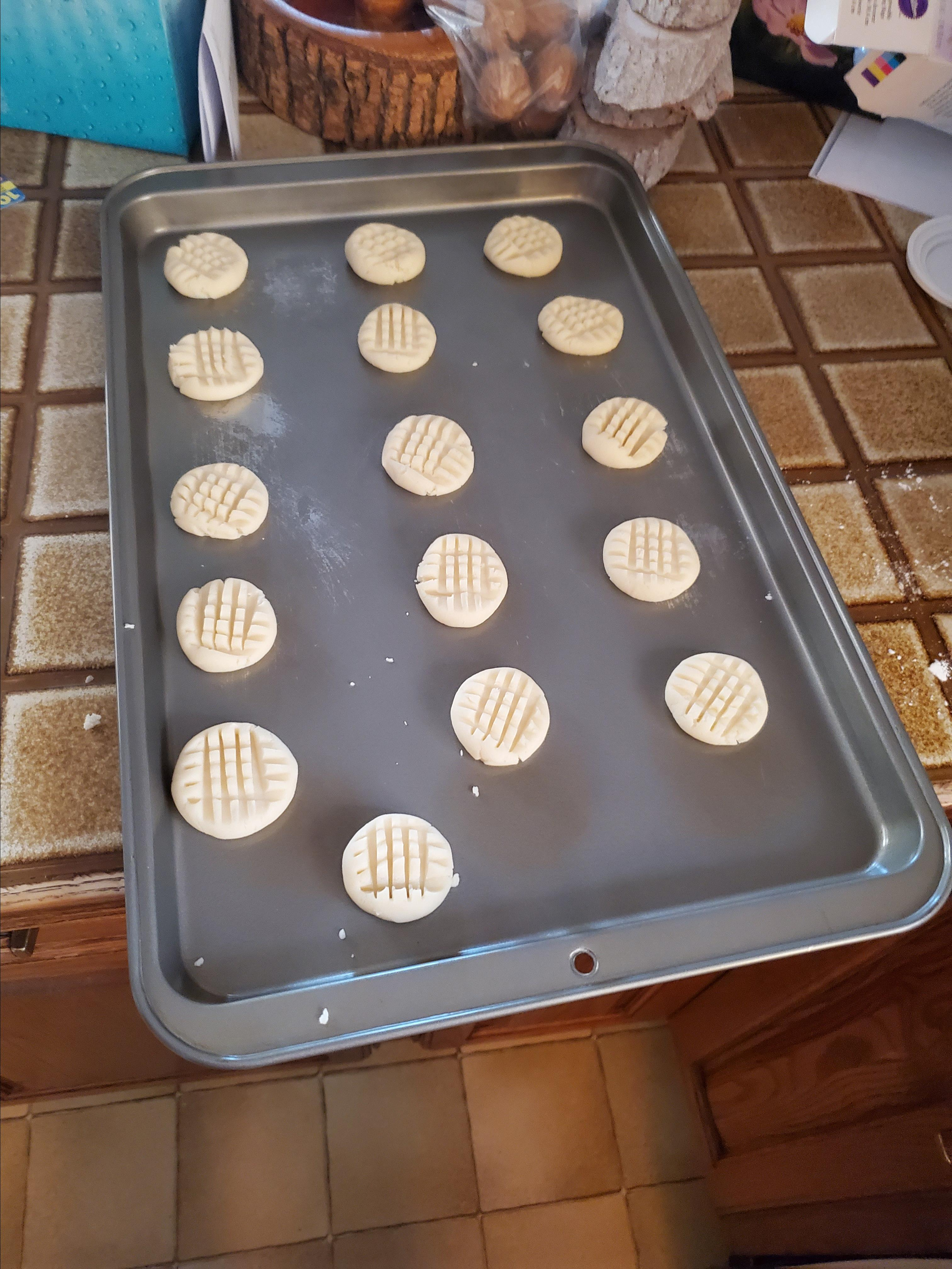 Melt - In - Your - Mouth Shortbread Cyndal Asselstine