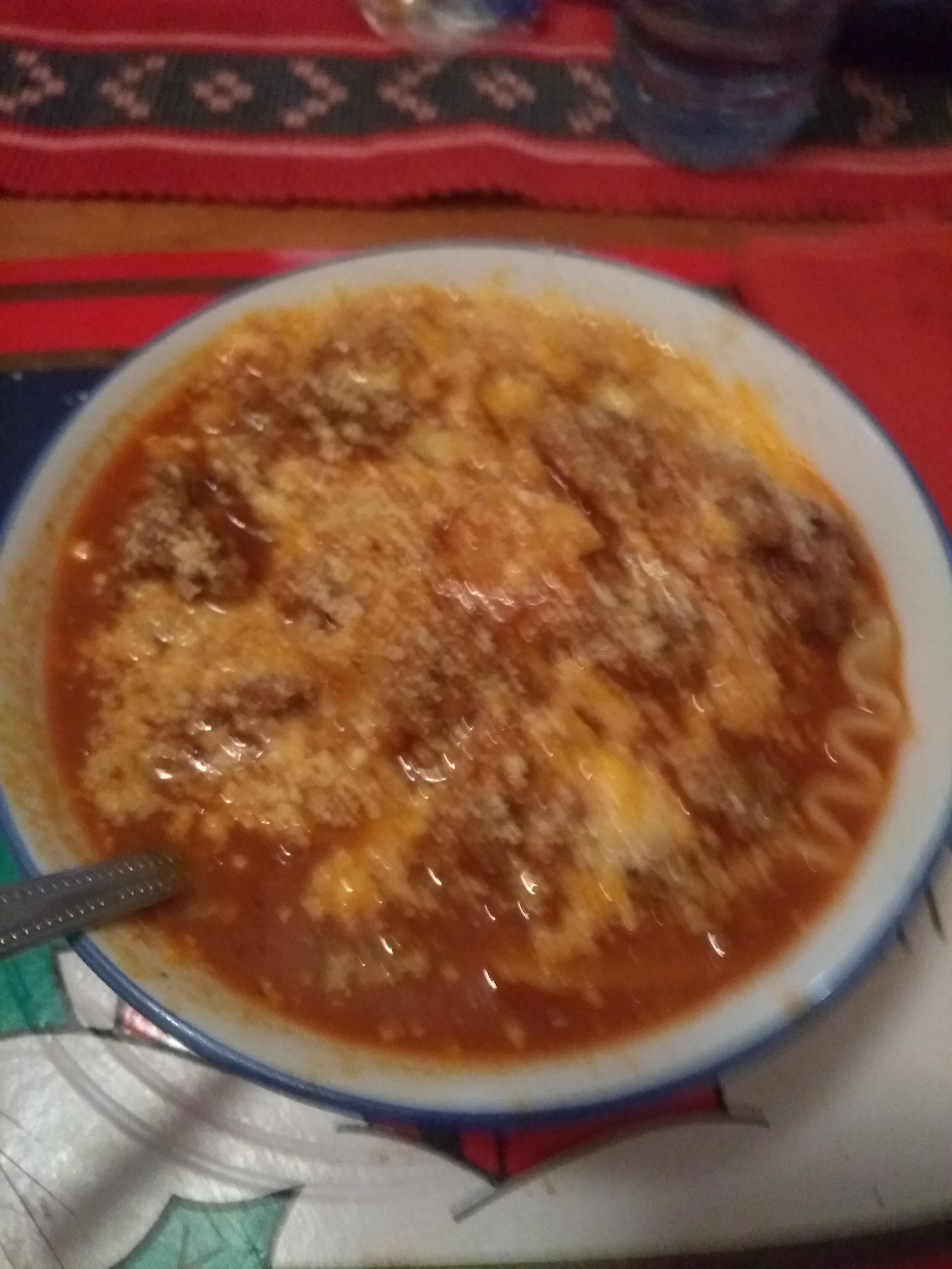 Instant Pot® Lasagna Soup Melody Elsey