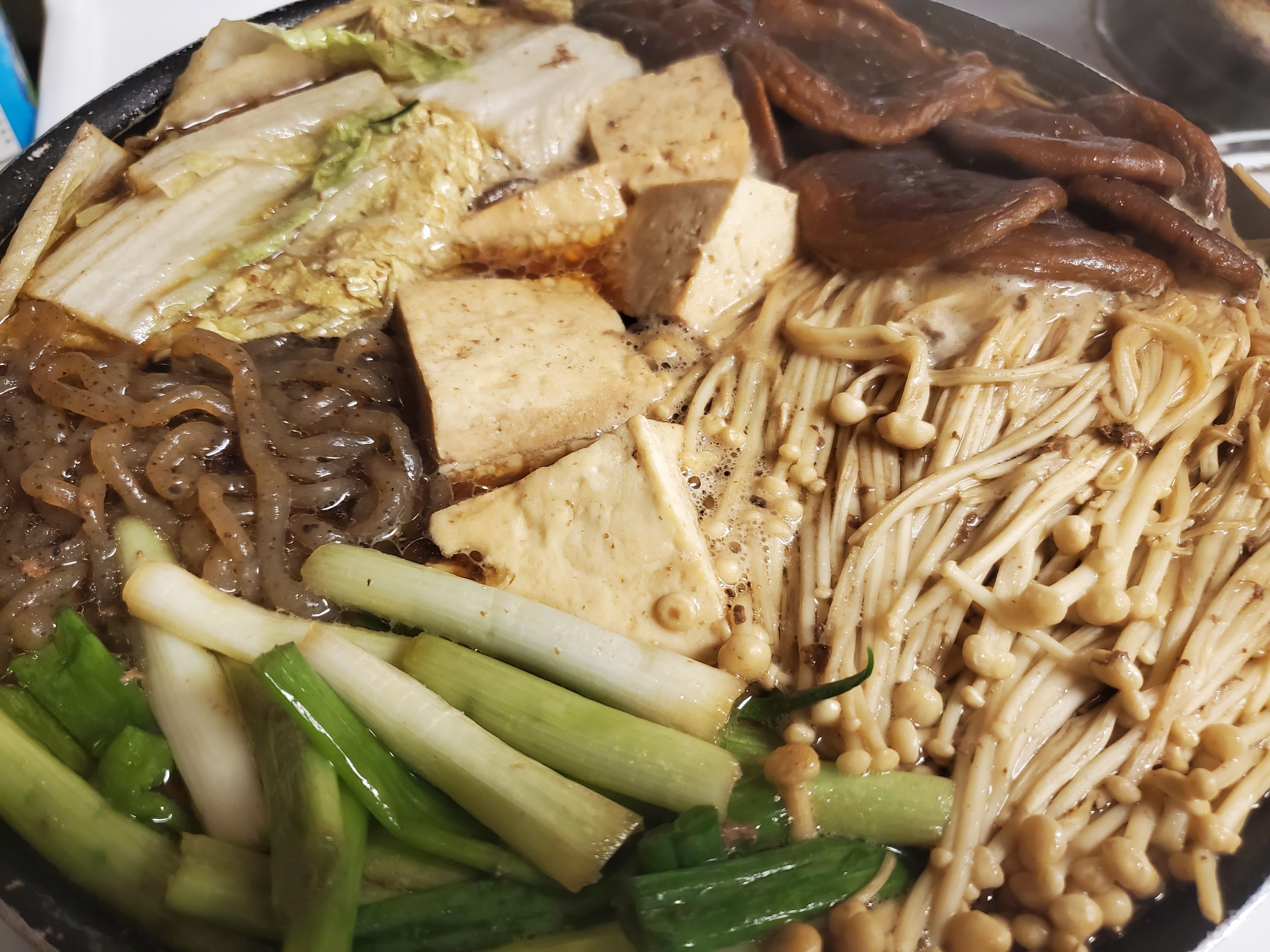 Traditional Beef Sukiyaki