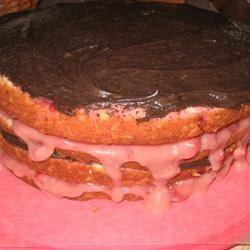 Strawberry Cake I