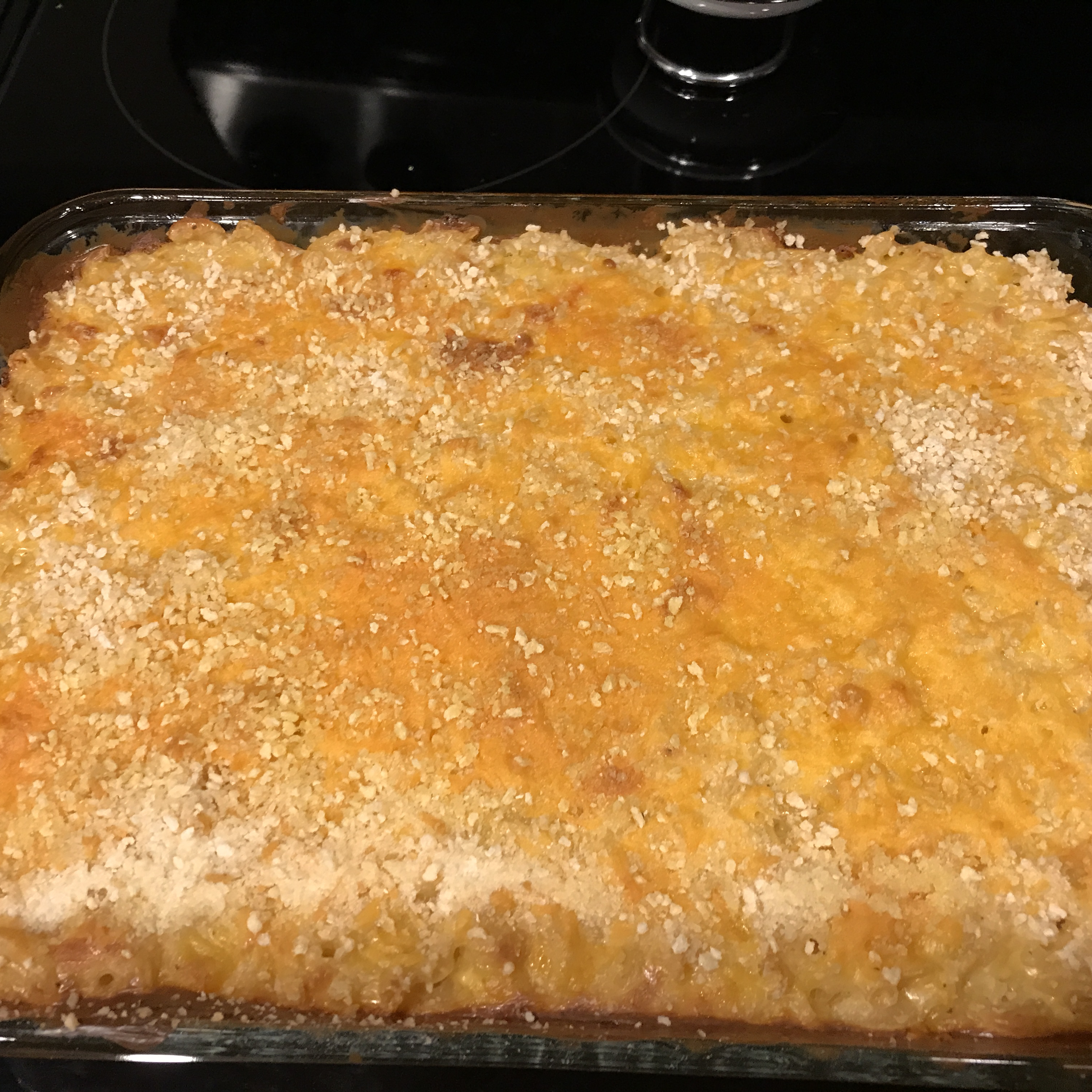 Easiest Homestyle Macaroni and Cheese Robbie
