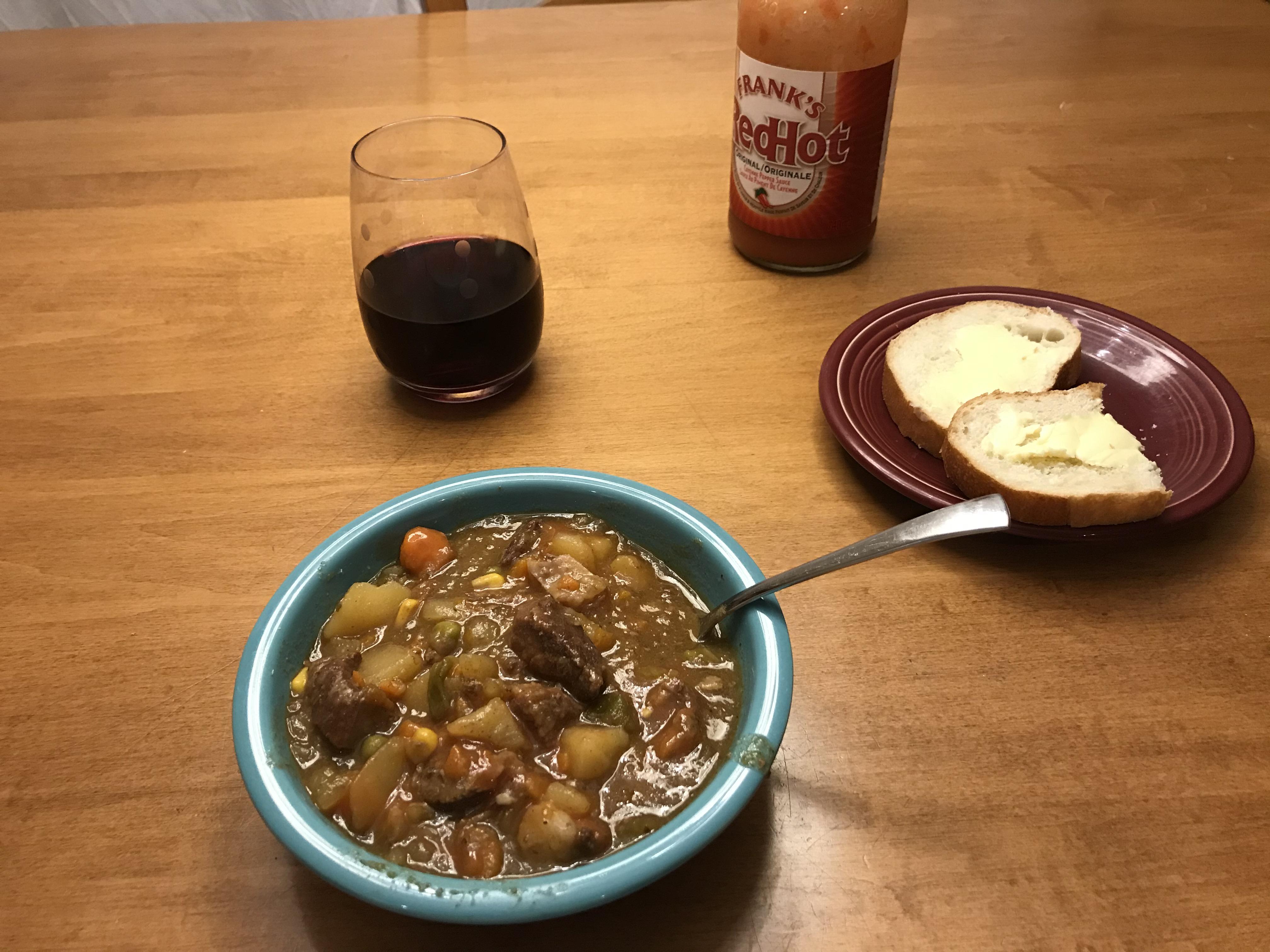 Instant Pot® Stew Using Frozen Meat jasonyoungtoday