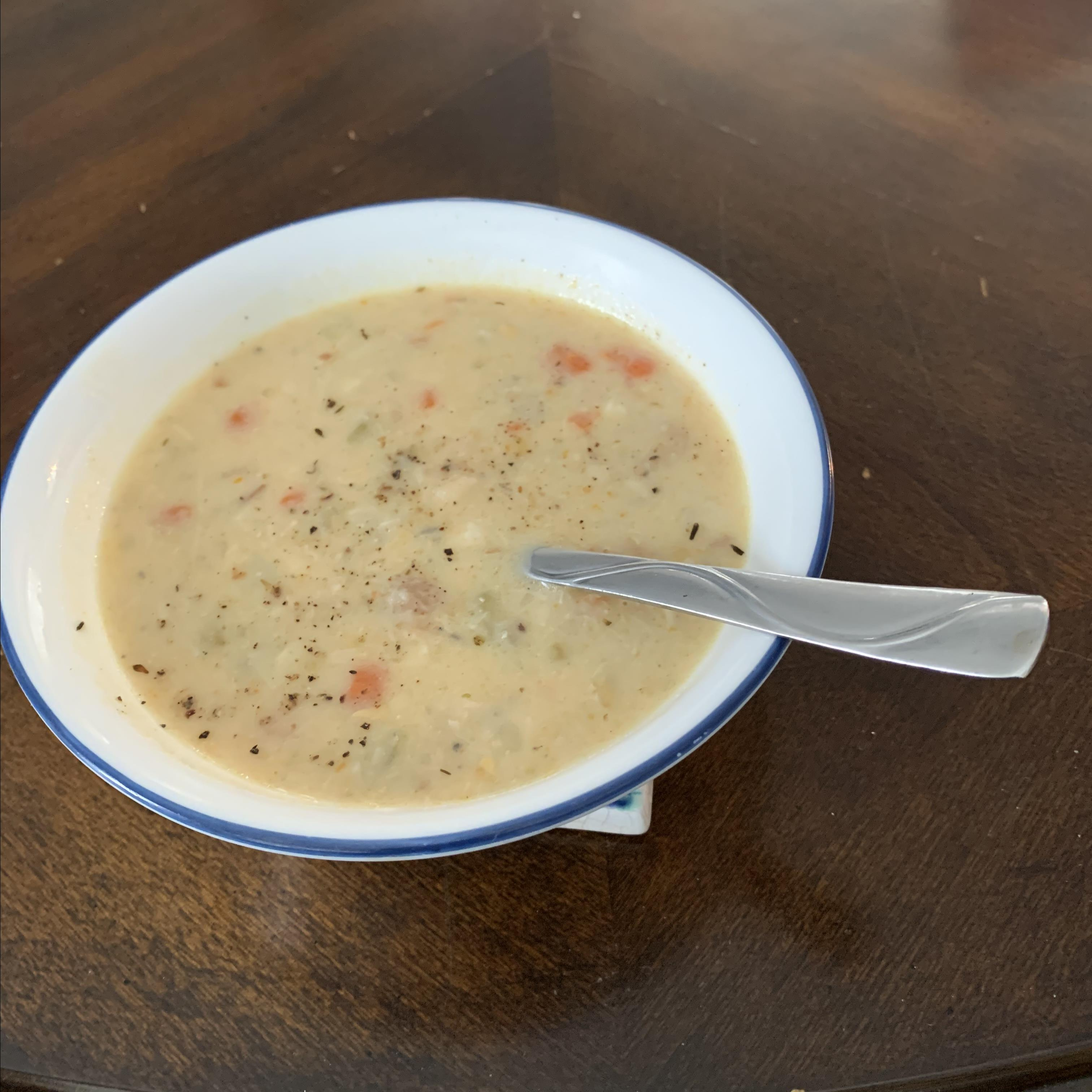 Instant Pot® Seafood Chowder