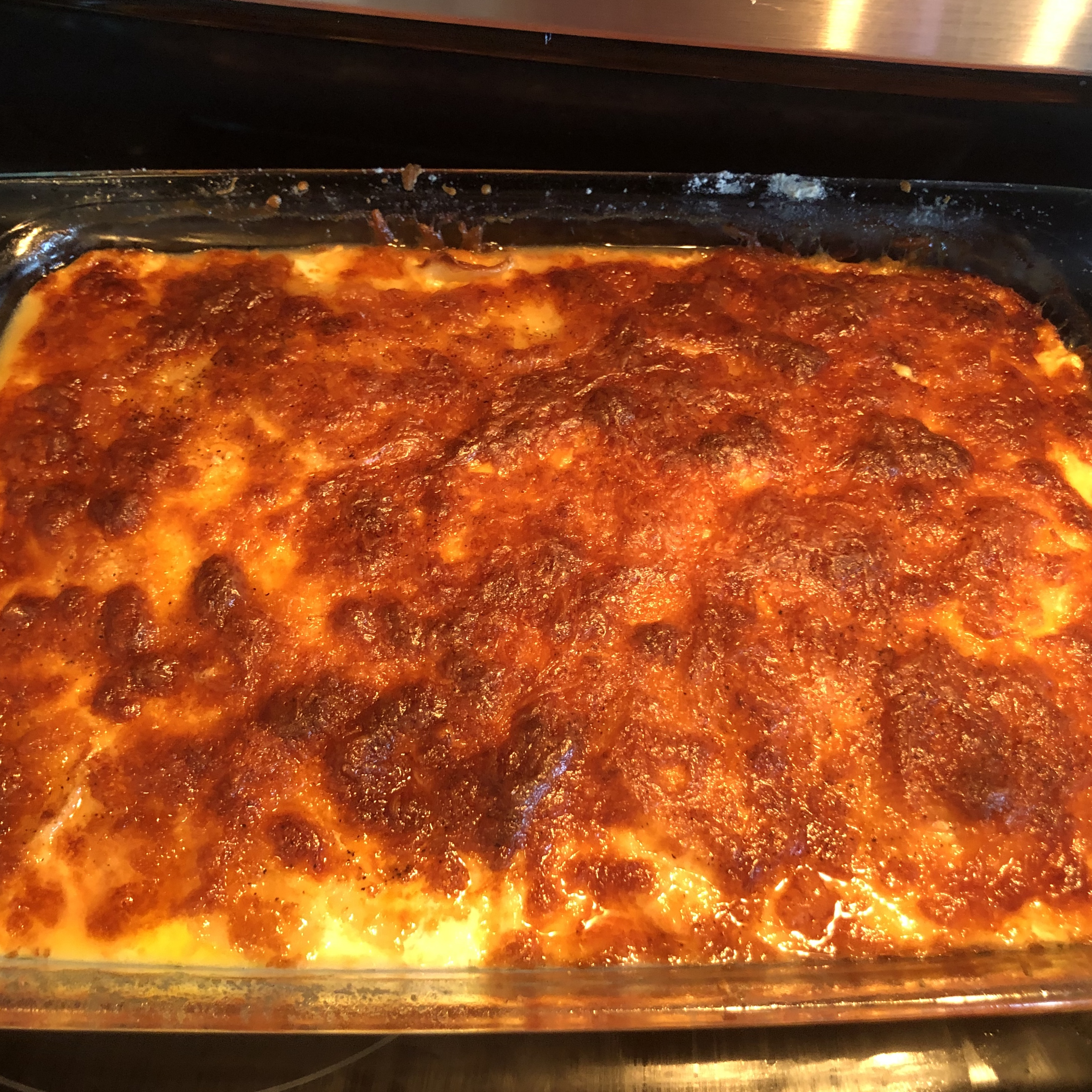Cheesiest Potatoes Casserole Joy Lynn Shanor