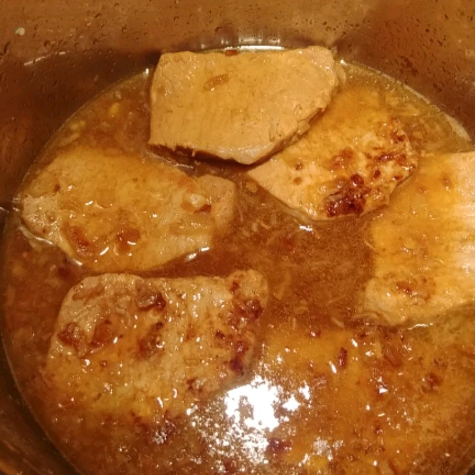 Instant Pot® Pork Chops Phil