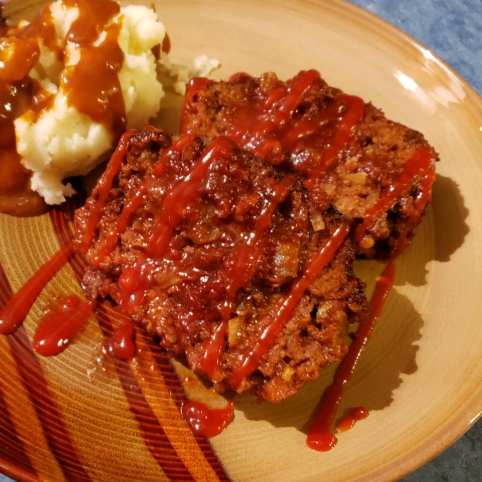 Brown Sugar Meatloaf Jim