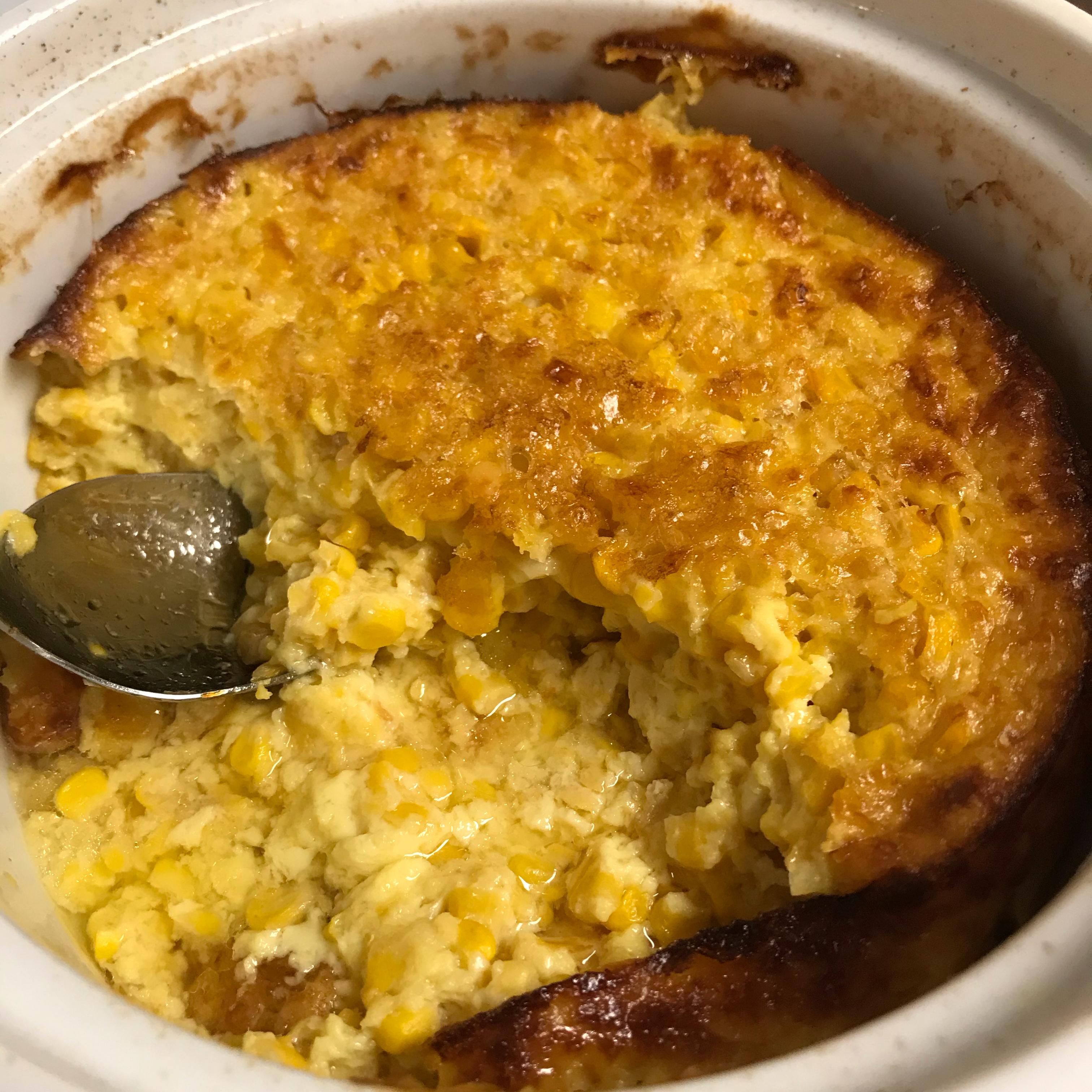 Grandma's Corn Pudding J. Ashley Decker