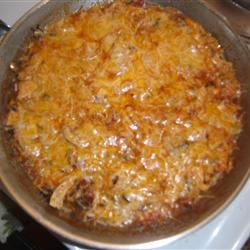 Salsafied Chicken and Rice
