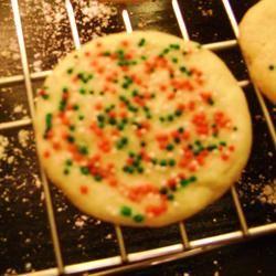 Sugar Cookie Drops