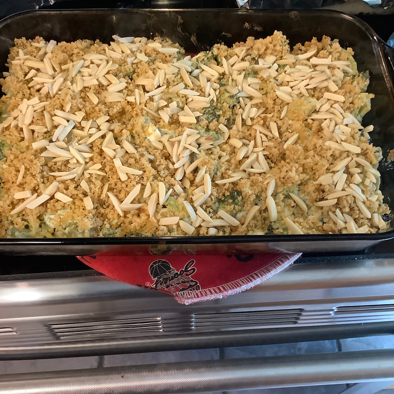 Betty's Broccoli Casserole mwcalco