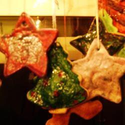 Ornament Dough Beth Zelle
