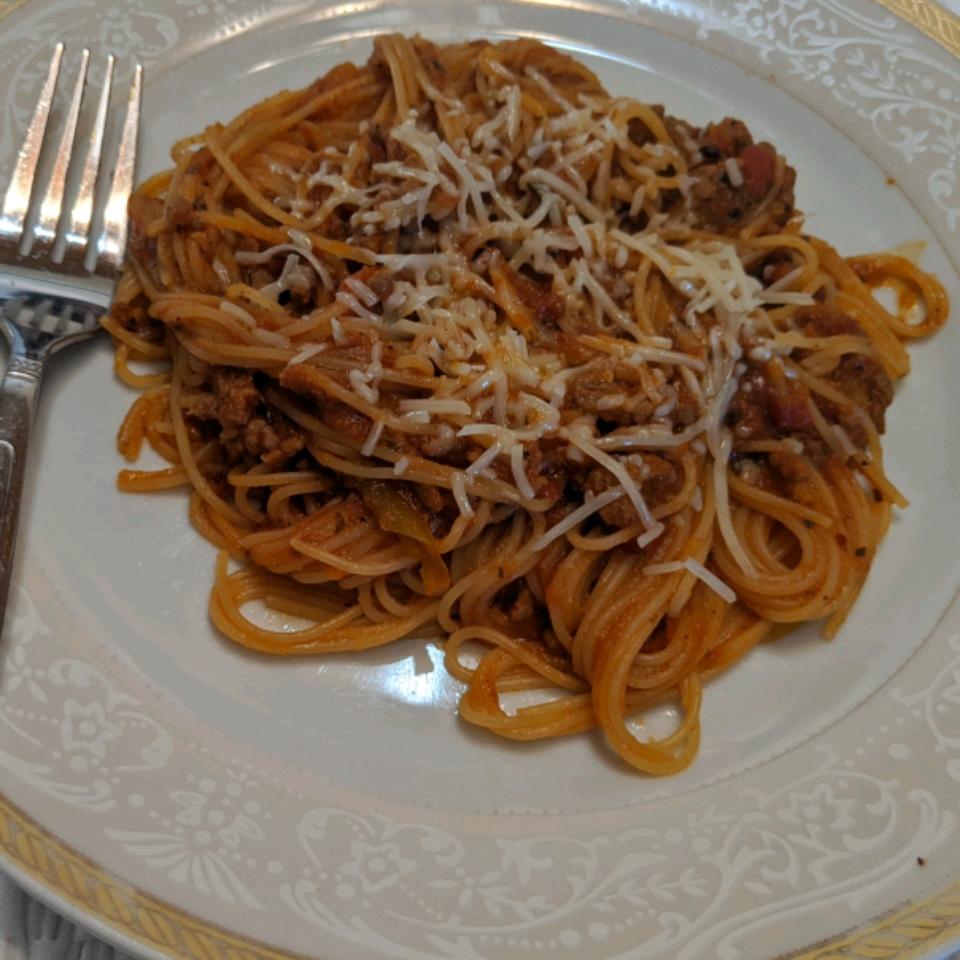 Easy Italian Sausage Spaghetti Carla Hensley