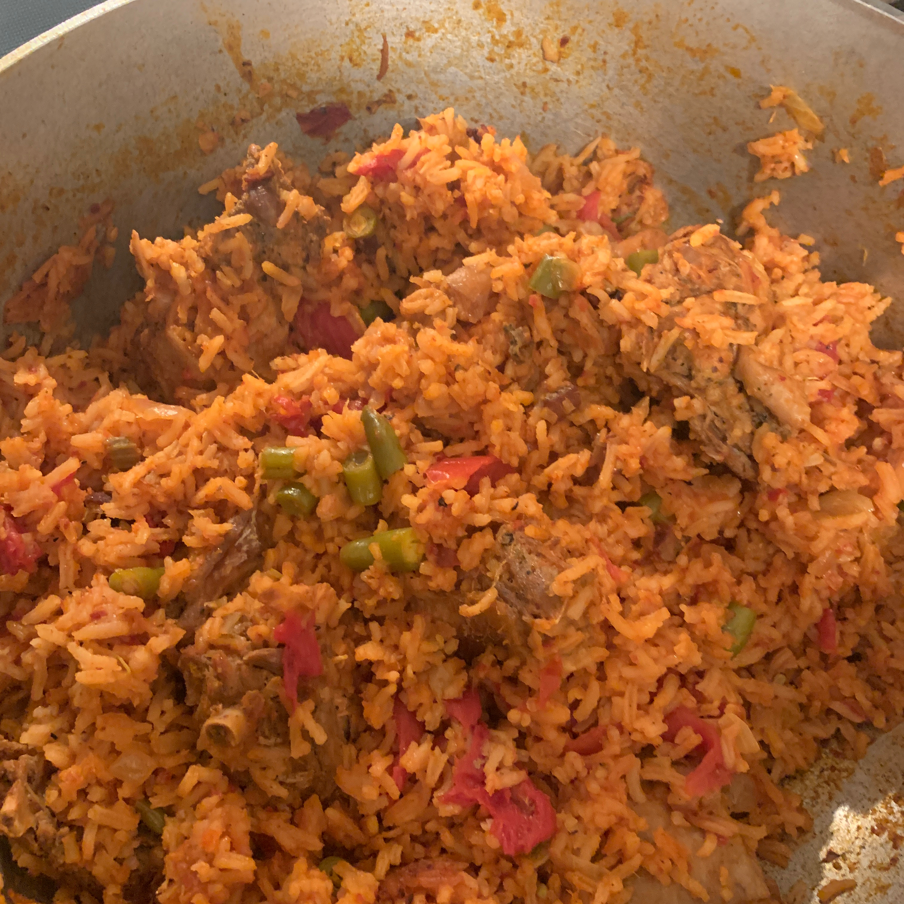Jollof Rice Allie