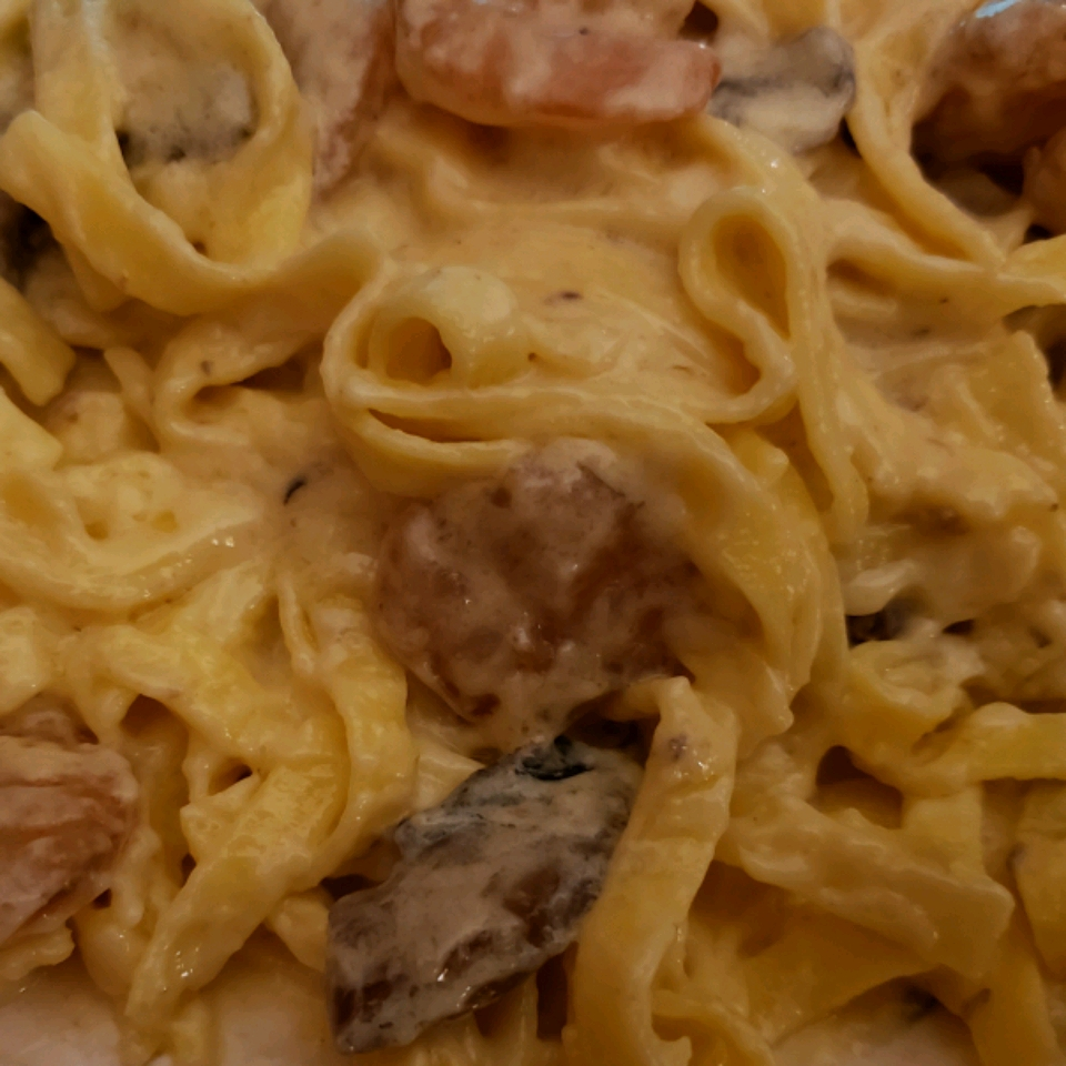 To Die For Fettuccine Alfredo Marcia Robinson Hutto