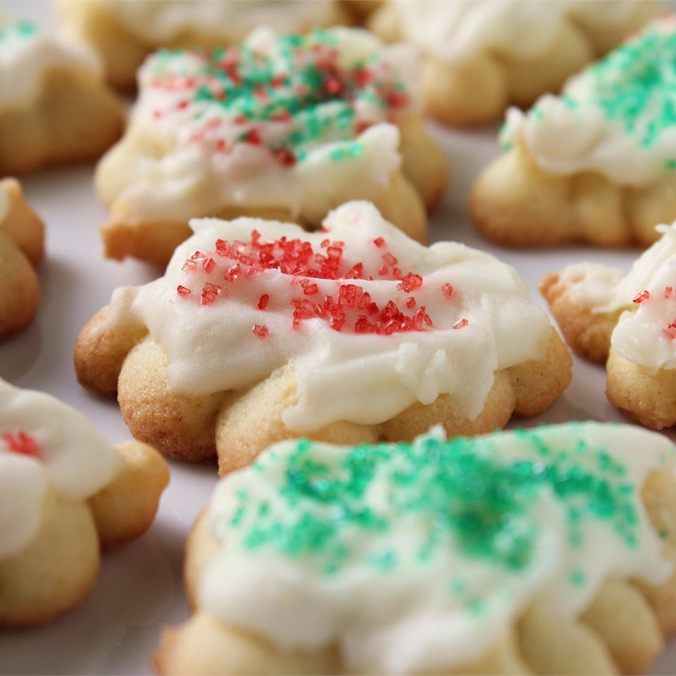 Butter Icing for Cookies