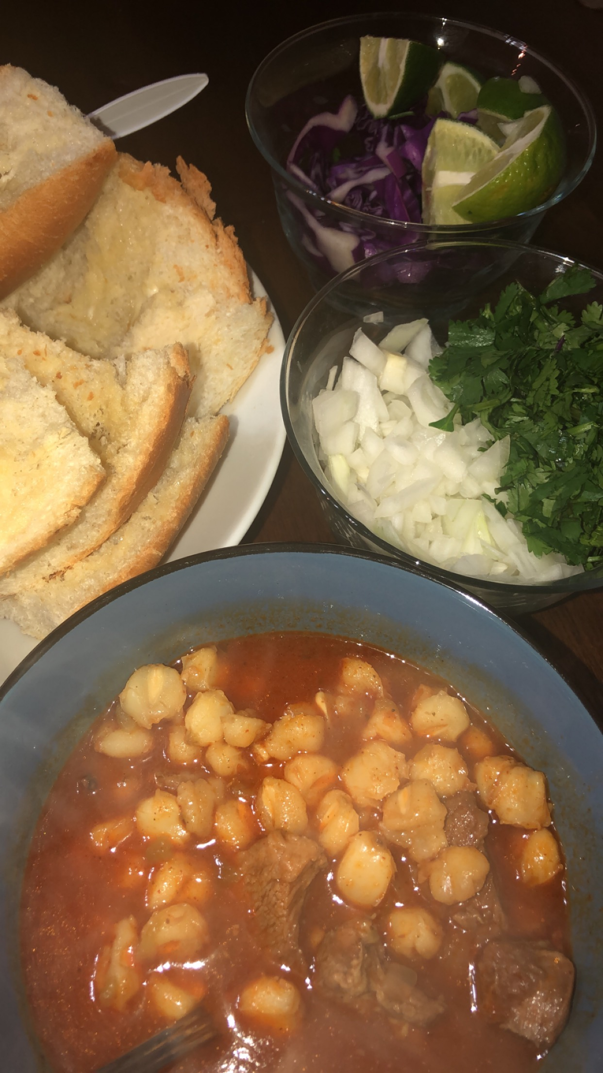 Instant Pot® Red Posole Amy