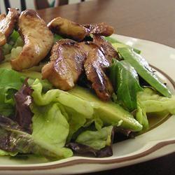 Grilled Chicken Citrus Salad