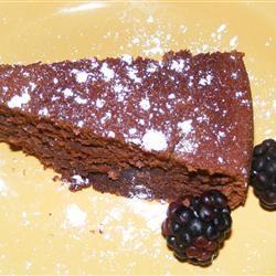 Fudge Brownies I JoHanna