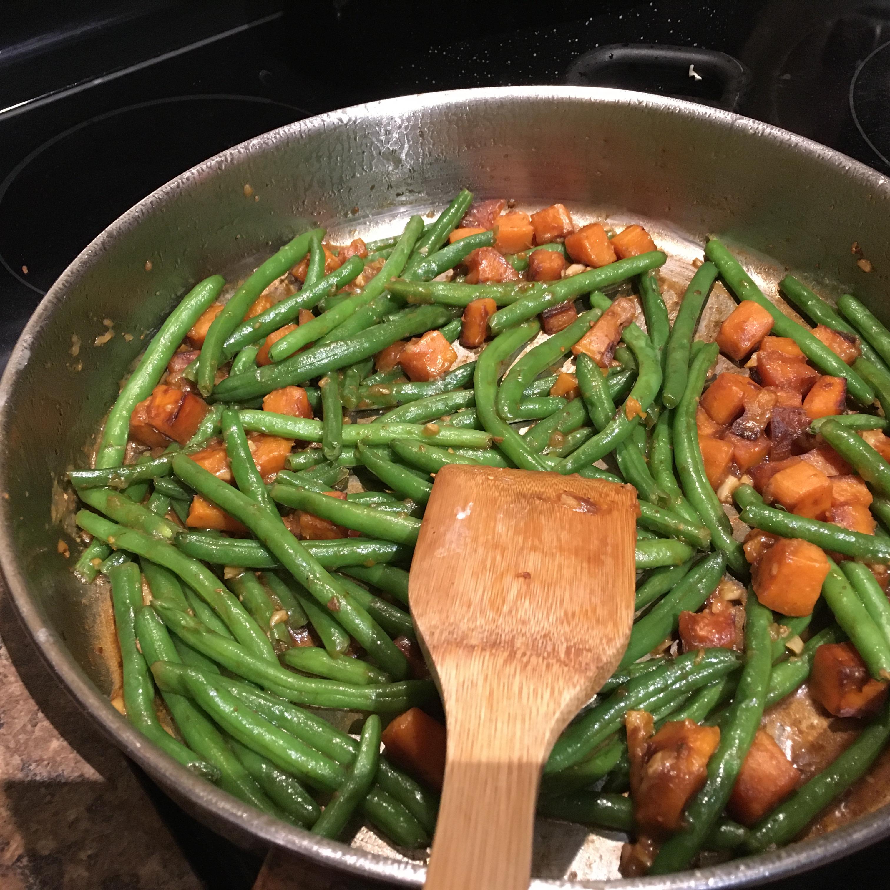 Green Bean and Potato Salad Mitanoff