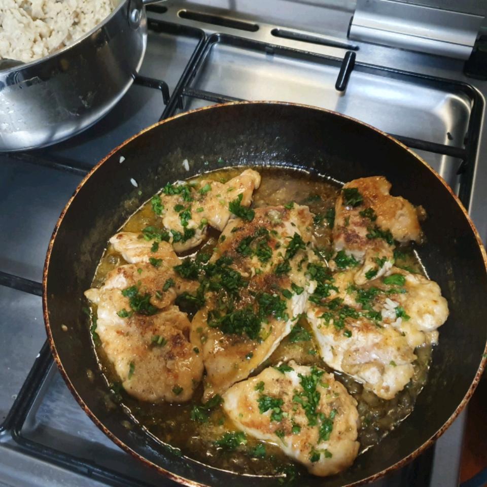 Quick Chicken Piccata