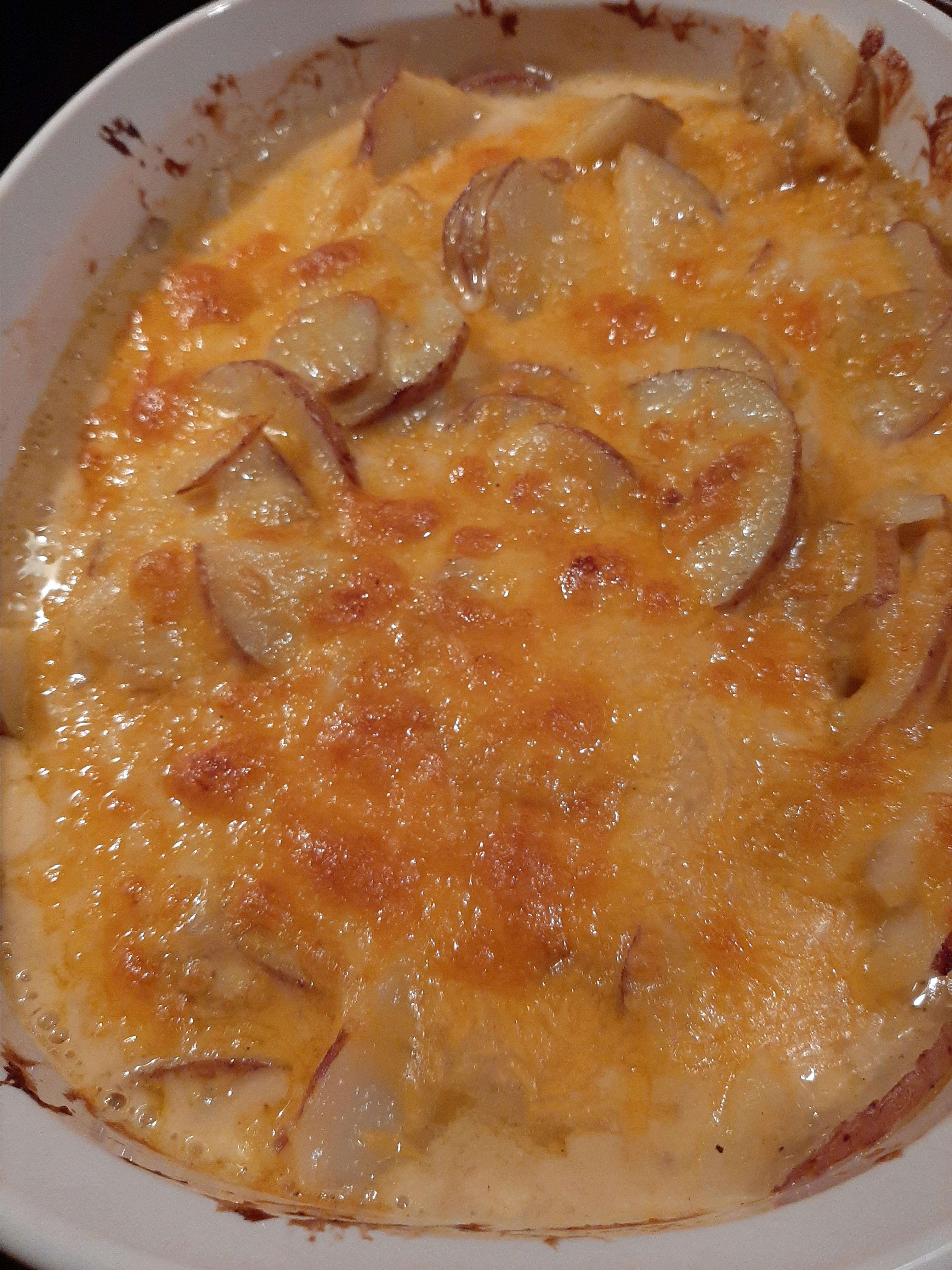 Best Instant Pot® Scalloped Potatoes Rebecca Brown