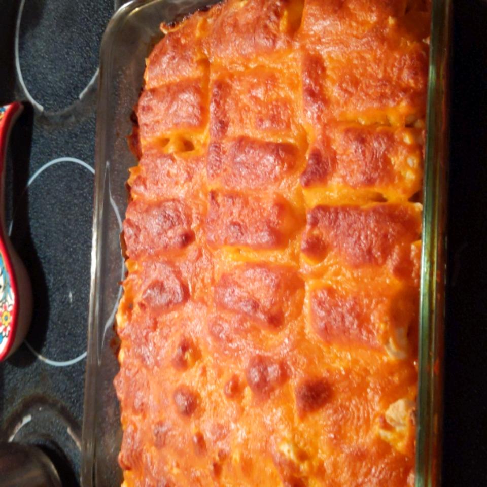 Cheeseburger Macaroni Casserole