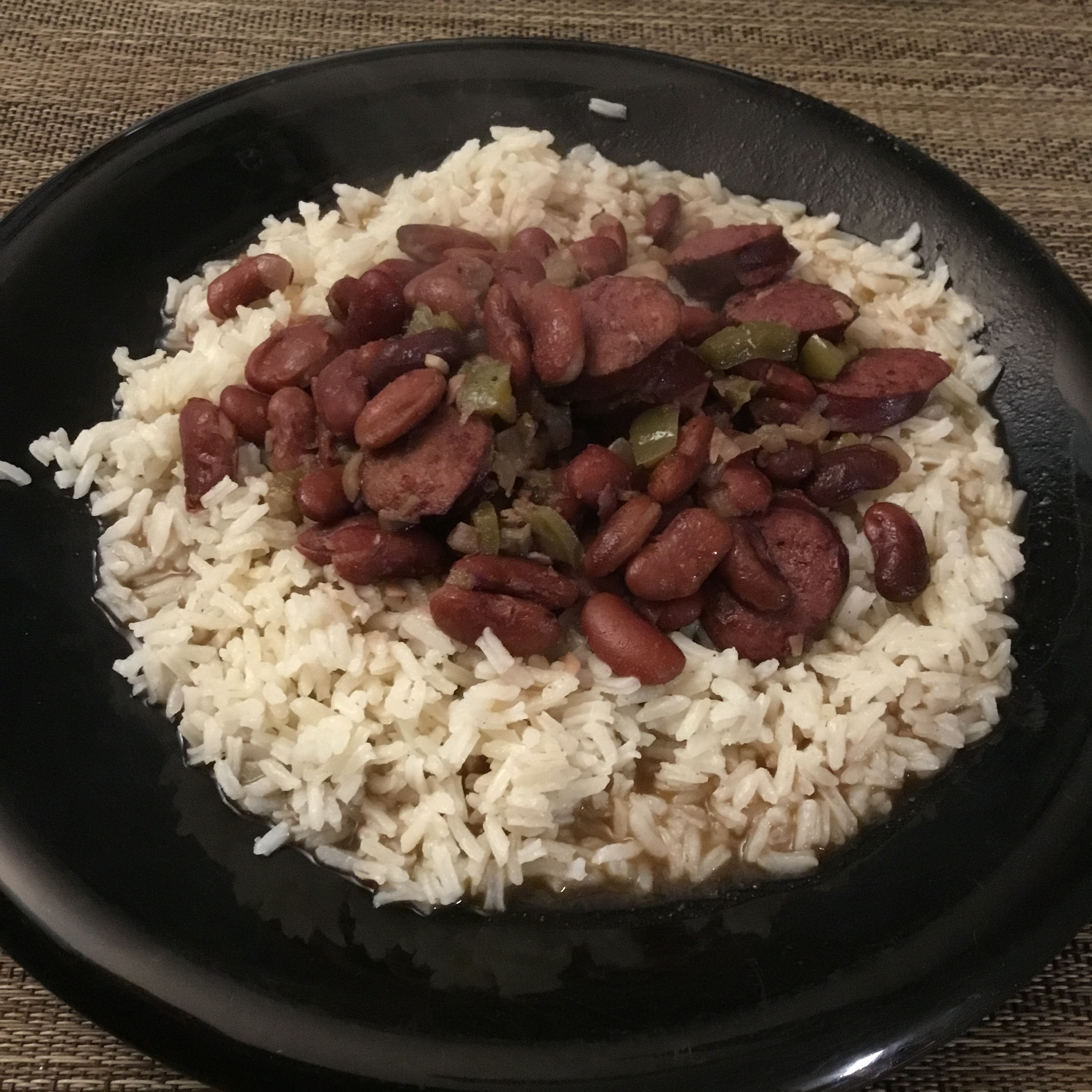Instant Pot® Red Beans and Rice Lester92109